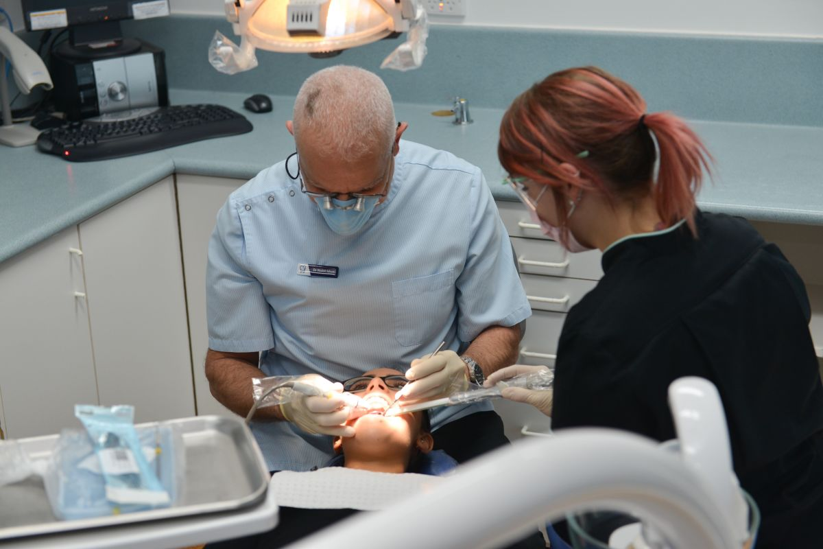 Feel at ease with your caring Paramount dentist